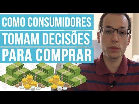 Consumidores: Como Tomam Decisões Para Comprar?