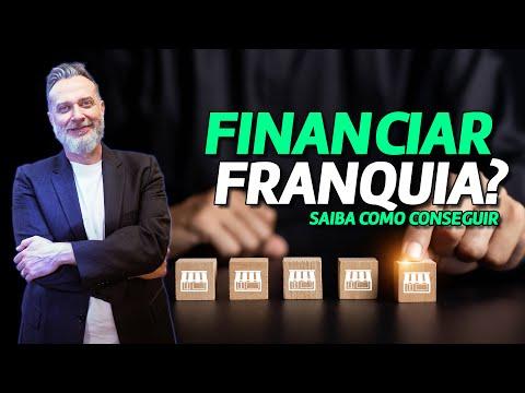 Como conseguir financiamento para franquias?