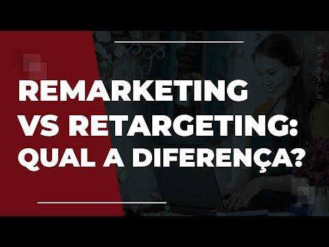Remarketing vs Retargeting: Qual a diferença?
