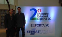 Treinamento exportação – 2º Encontro Exporta SC