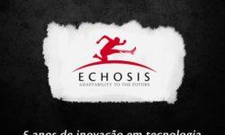 5 anos de empresa e lançamento de nova Logo