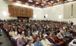 Tivemos o prazer de realizar palestra em Work Shop para mais de 350 alunos