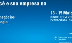 Participação na feira BITS em Porto Alegre