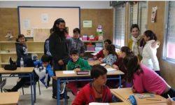 Franquia Echosis apoia consciência ambiental com crianças em Punta Umbria, Espanha