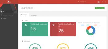 Ferramentas e recursos da franquia - PEF - Client Dashboard