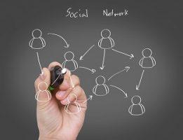 agência de marketing rede de apoio