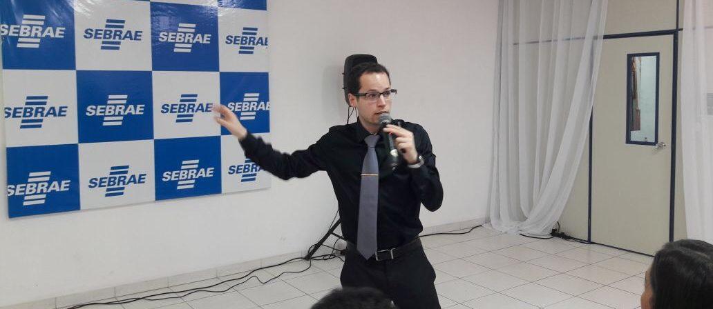 Meet Digital: Diretor da Echosis palestra em evento na cidade de Santarém - PA