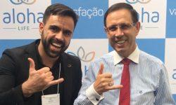 Rede de franquias Echosis participa do lançamento de mais uma empresa do grupo bilionário de Carlos Wizard