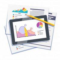 resumo-de-dados-estatisticos-em-papel-e-tablet_3446-313