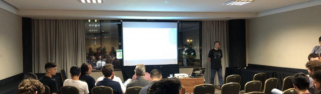 Meetup IBM: Franquia de Marketing Digital Echosis participou do evento em Florianópolis