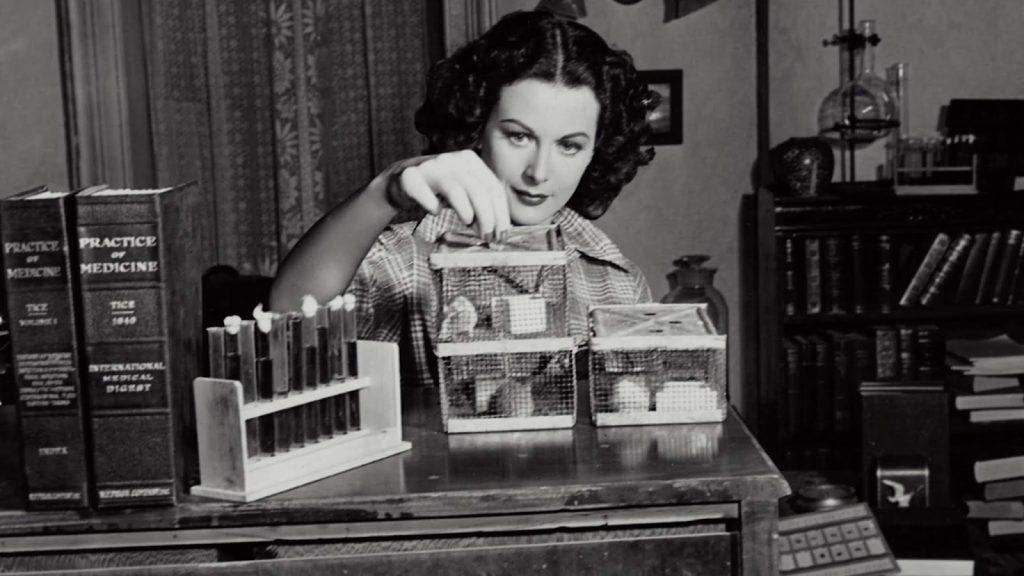 Dia da Mulher: Hedy Lamarr