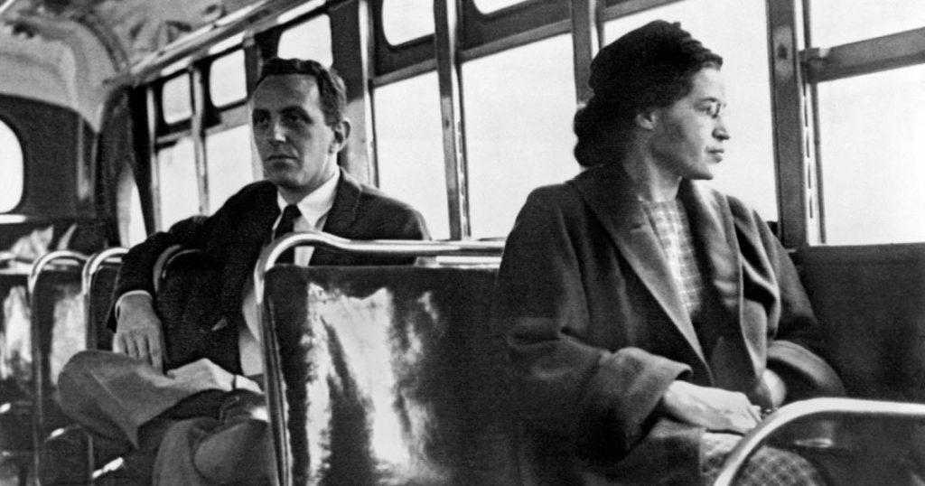 Dia da Mulher: Rosa Parks