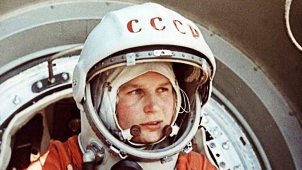 Dia da Mulher: Valentina Tereshkova